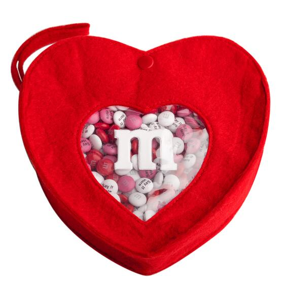 Heartfelt Box and Personalized M&M'S® Candy