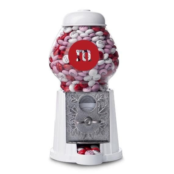 Red M Logo Personalized M&M'S® Candy Dispenser
