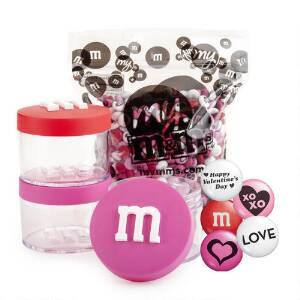 Valentine's Day M&M'S Stack 'm Bundle